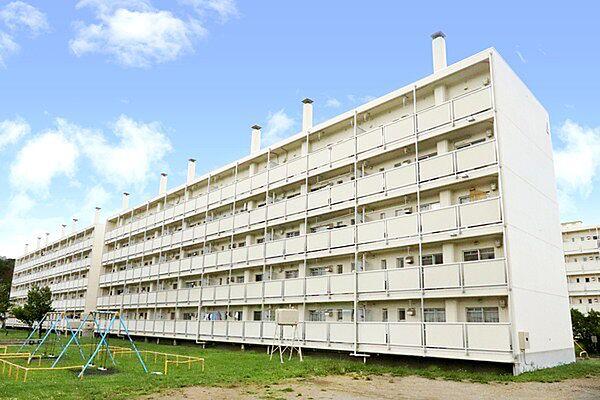ビレッジハウス川沿1号棟 5階の賃貸【北海道 / 札幌市南区】