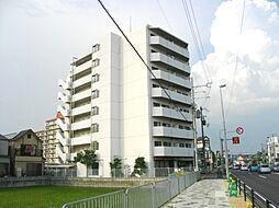 パピオツインタワー[4階]の外観