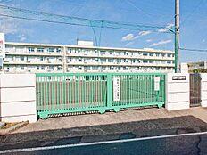 町田市立成瀬台中学校(778m)