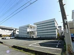 レオパレスクレール福田[1階]の外観