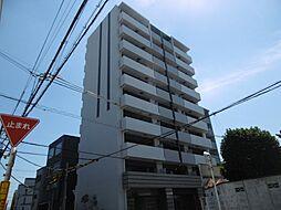 レジュールアッシュ天王寺PARK SIDE[6階]の外観