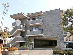 ビオトープ旭ヶ丘[2階]の外観