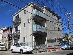 兵庫県神戸市兵庫区切戸町の賃貸アパートの外観