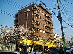 東京都江戸川区新堀2丁目の賃貸マンションの外観