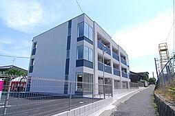 ソレイユ・ルヴァン赤坂[2階]の外観