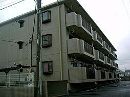 埼玉県さいたま市浦和区上木崎2丁目の賃貸マンションの外観