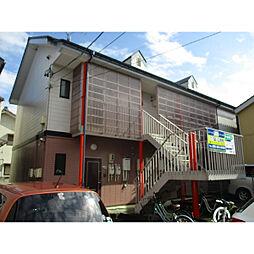 新潟県新潟市中央区学校町通2番町の賃貸アパートの外観