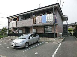 愛知県稲沢市井之口本町の賃貸アパートの外観