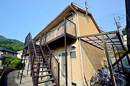 JR可部線 可部駅 徒歩16分の賃貸アパート
