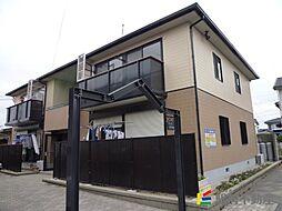 サンハイツAKIYAMA B棟[B201号室]の外観