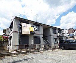 京都府京都市北区大宮南山ノ前町の賃貸アパートの外観