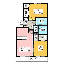 仮)ハートホーム守山区白沢町[1階]の間取り