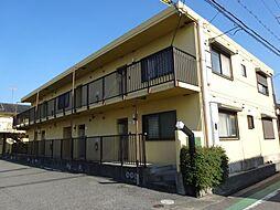 サンハイム千代田弐番館[1階]の外観