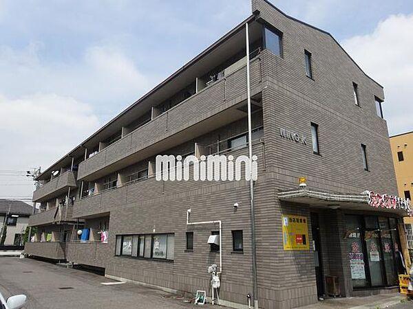 WING・カチガワ 3階の賃貸【愛知県 / 春日井市】