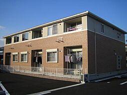 愛知県小牧市大字下末の賃貸アパートの外観