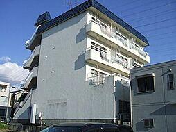 愛知県安城市美園町1丁目の賃貸マンションの外観