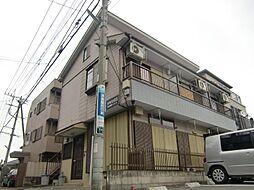 埼玉県さいたま市大宮区浅間町1丁目の賃貸アパートの外観