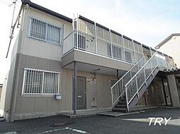 ベルメゾン高田A[2階]の外観