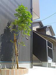 福岡県福岡市東区水谷1丁目の賃貸アパートの外観