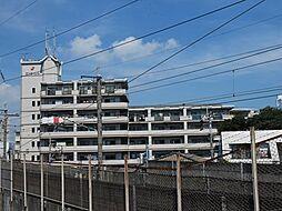 サンローレル上富野[1階]の外観