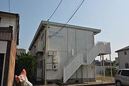 愛知県名古屋市中村区日ノ宮町3の賃貸アパートの外観