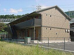 京都府京都市山科区大塚北溝町の賃貸アパートの外観