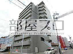 北海道札幌市東区北十七条東1丁目の賃貸マンションの外観