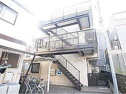 フォンテーヌ青井[3階]の外観