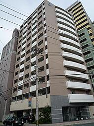 福岡県福岡市博多区中洲中島町の賃貸マンションの外観