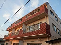 東京都八王子市本郷町の賃貸マンションの外観