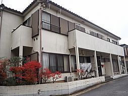 コーポ牛沢[203号室]の外観
