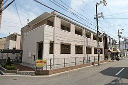 大阪府大阪市西淀川区出来島2丁目の賃貸アパートの外観