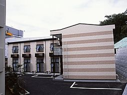 神奈川県横浜市港南区日野中央1丁目の賃貸アパートの外観
