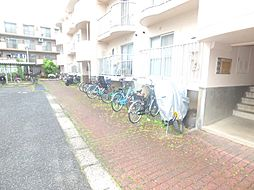 埼玉県川口市青木5丁目の賃貸マンションの外観