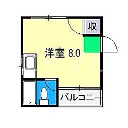 菜園場町駅 2.4万円