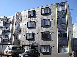 北海道札幌市南区澄川四条7丁目の賃貸マンションの外観