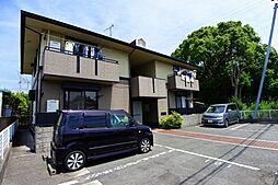 兵庫県加古川市加古川町北在家の賃貸アパートの外観