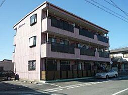 愛知県岩倉市東町東市場屋敷の賃貸マンションの外観