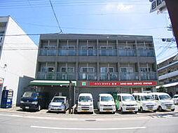京都府京都市上京区分銅町の賃貸マンションの外観
