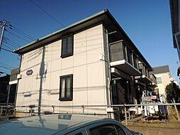 東京都足立区古千谷本町3丁目の賃貸アパートの外観