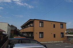 兵庫県高砂市米田町米田の賃貸アパートの外観