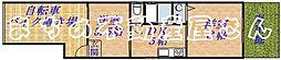 [一戸建] 大阪府大阪市旭区高殿6丁目 の賃貸【/】の間取り