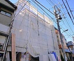 東京都荒川区東尾久5丁目の賃貸アパートの外観