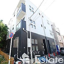 愛知県名古屋市熱田区伝馬2丁目の賃貸アパートの外観