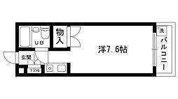 エアリ−I[305号室]の間取り
