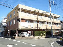 埼玉県川口市北原台1丁目の賃貸マンションの外観