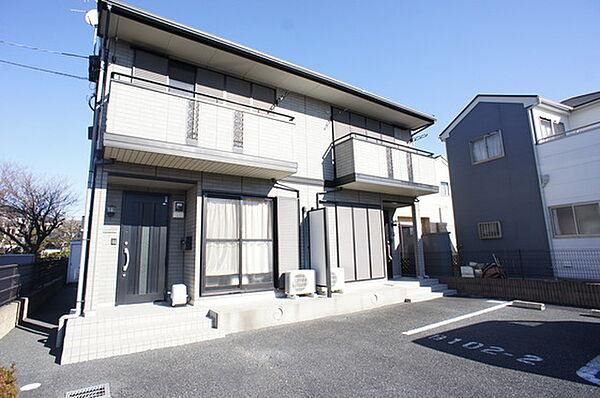 アドラブールB 1階の賃貸【茨城県 / 水戸市】