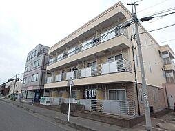 埼玉県上尾市浅間台2丁目の賃貸アパートの外観