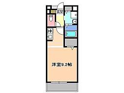たんぽぽ[2階]の間取り