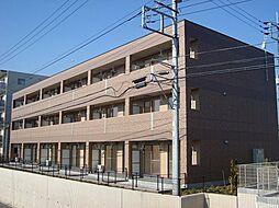 神奈川県平塚市北金目2丁目の賃貸マンションの外観